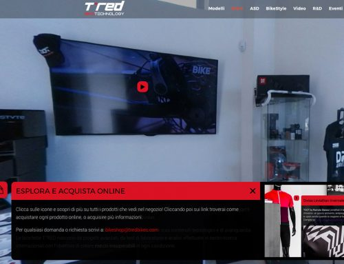 T°RED Store 360°
